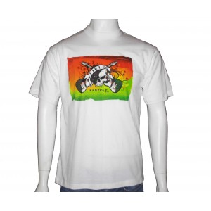 White Skull T-Shirt